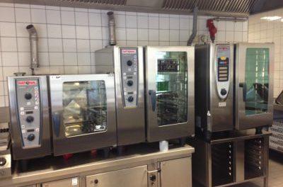 Prüfung einer kommunalen Küche zur Versorgung von Kitas und Schulen