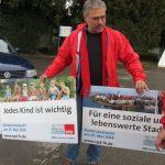 Unsere Themenplakate zur Kommunalwahl