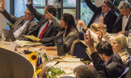 Gemeinderatssitzung am Montag, 10.12.2018 (Sondersitzung)