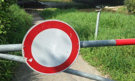 Hochwasserschutz an der Rotach