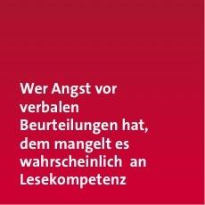 Leistungsstandbewertung anstatt Noten in Baden-Württembergischen Schulen