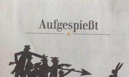 Autsch - erwischt!