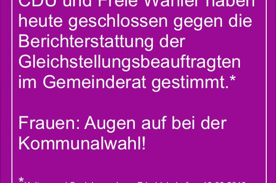 Die Bedeutung der Gleichstellung in Friedrichshafen