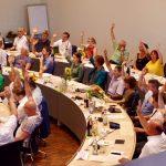 Konstituierende Sitzung des Gemeinderates Juli 2019