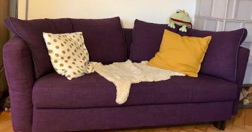 Hallo Couch!