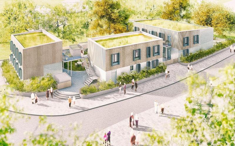 Grüne stehen für die Schaffung von Wohnraum für alle Bevölkerungsgruppen